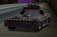Road Kill from Twisted Metal 1
